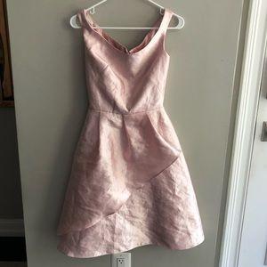 Lela Rose Light Pink Dress Size 0